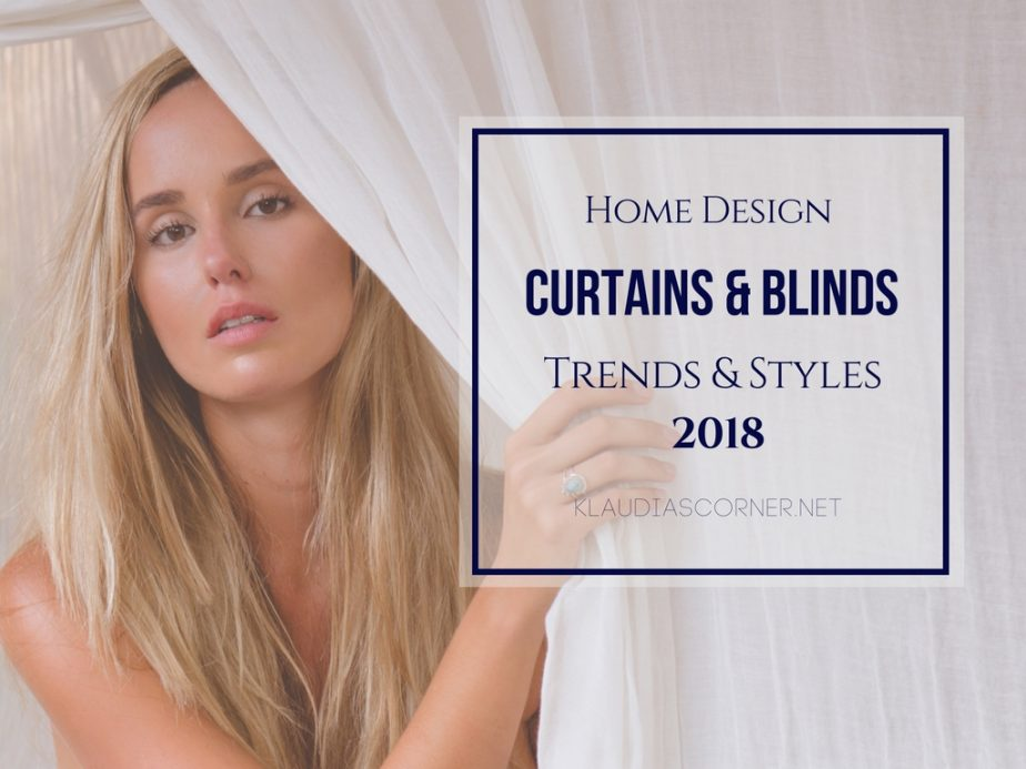 Curtain Designs And Styles 2018 -  Window Decorating Ideas & Tips
